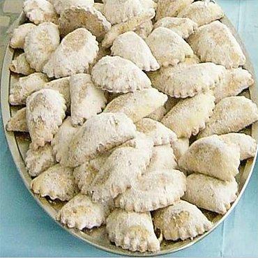 Ricetta delle cassatelle di agira dolci siciliani for Ricette dolci siciliani