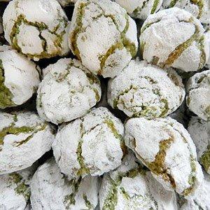 Ricetta dei fior di mandorla fiocchi di neve dolci for Ricette dolci siciliani