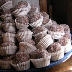 Palline al cioccolato | Dolci Siciliani