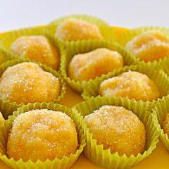 Palline all'arancia | Dolci Siciliani