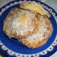 Panelle dolci di Santa Lucia | Dolci Siciliani